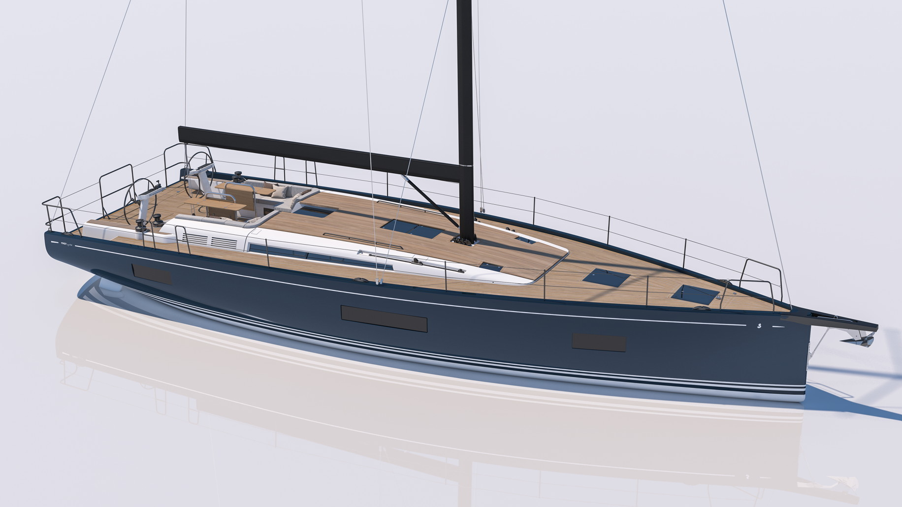 Beneteau First Yacht